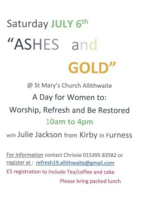 Ashes and Gold - 6 July