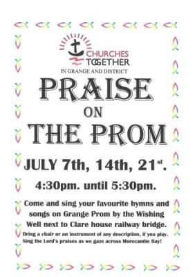 Praise on the Prom - July 2019